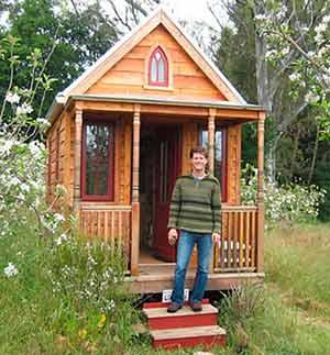 Mark Austin Homes Tiny house